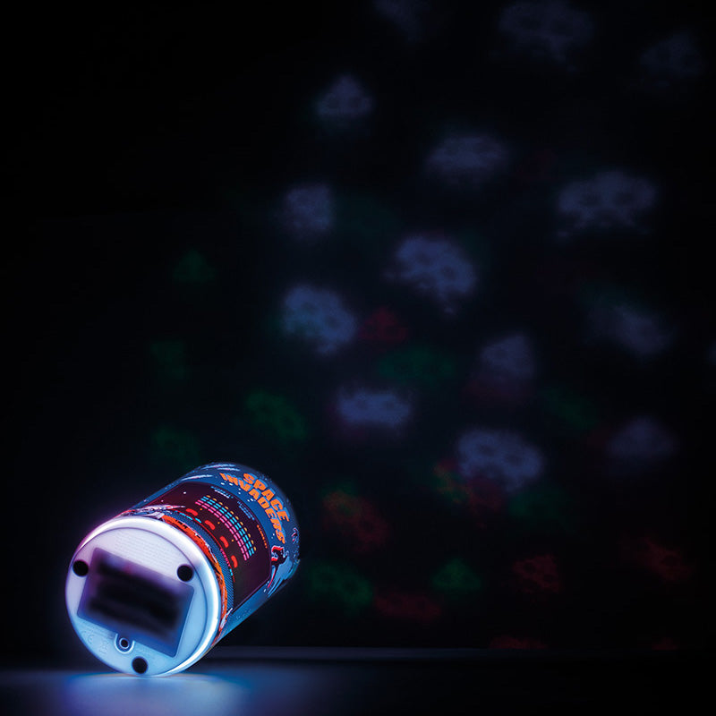 Space Invaders Projection Light