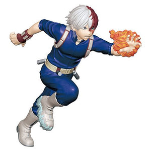 My Hero Academia Enter The Hero Shoto Todoroki Statue