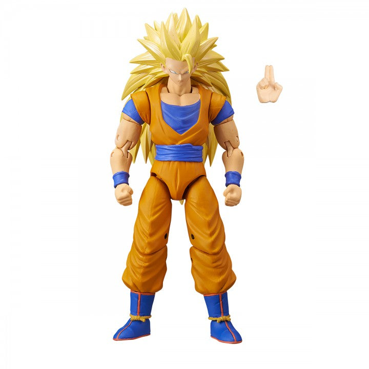 Dragon Ball Stars Super Saiyan 3 Goku Wave 10 Action Figure