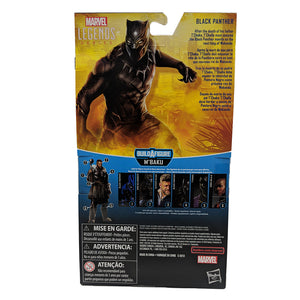 Marvel Legends Black Panther Wave 2 Black Panther Action Figure