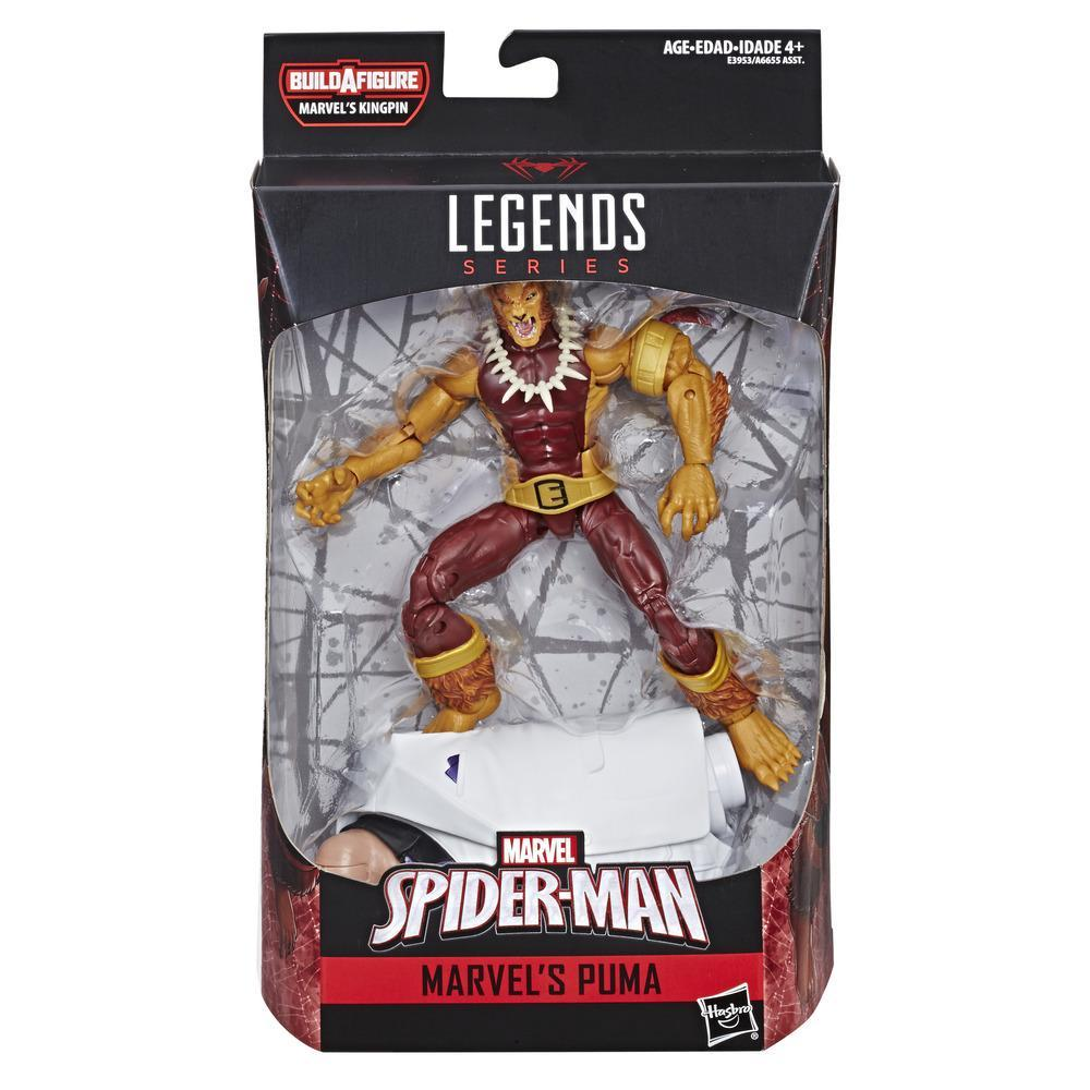 Marvel Legends Puma Spider-Man Wave 11