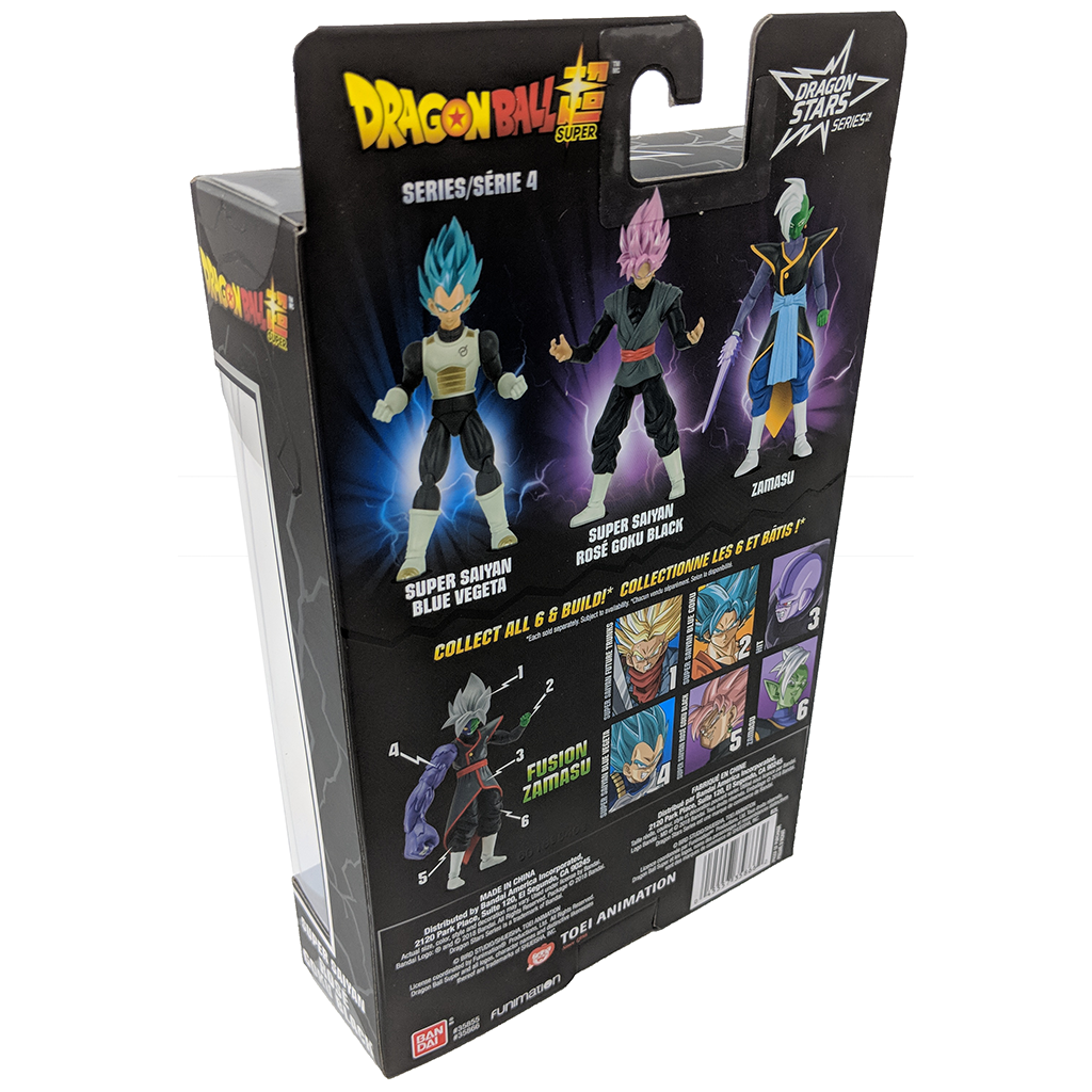 Dragon Ball Stars Wave 4 Zamasu Action Figure