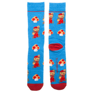 Nintendo Game Console Crew Sock 3 Pack