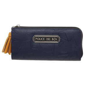 Doctor Who TARDIS L-Zip Wallet