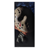 Mezco Friday the 13th Glow-in-the-Dark Jason Voorhees Action Figure