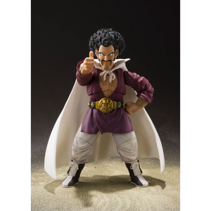 Mr. Satan Dragon Ball Z S.H.Figuarts Bandai Tamashii Nations Figure