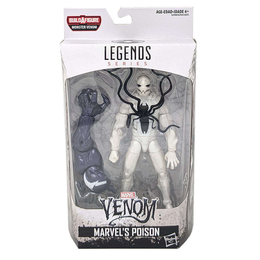 Venom Marvel Legends Poison Action Figure