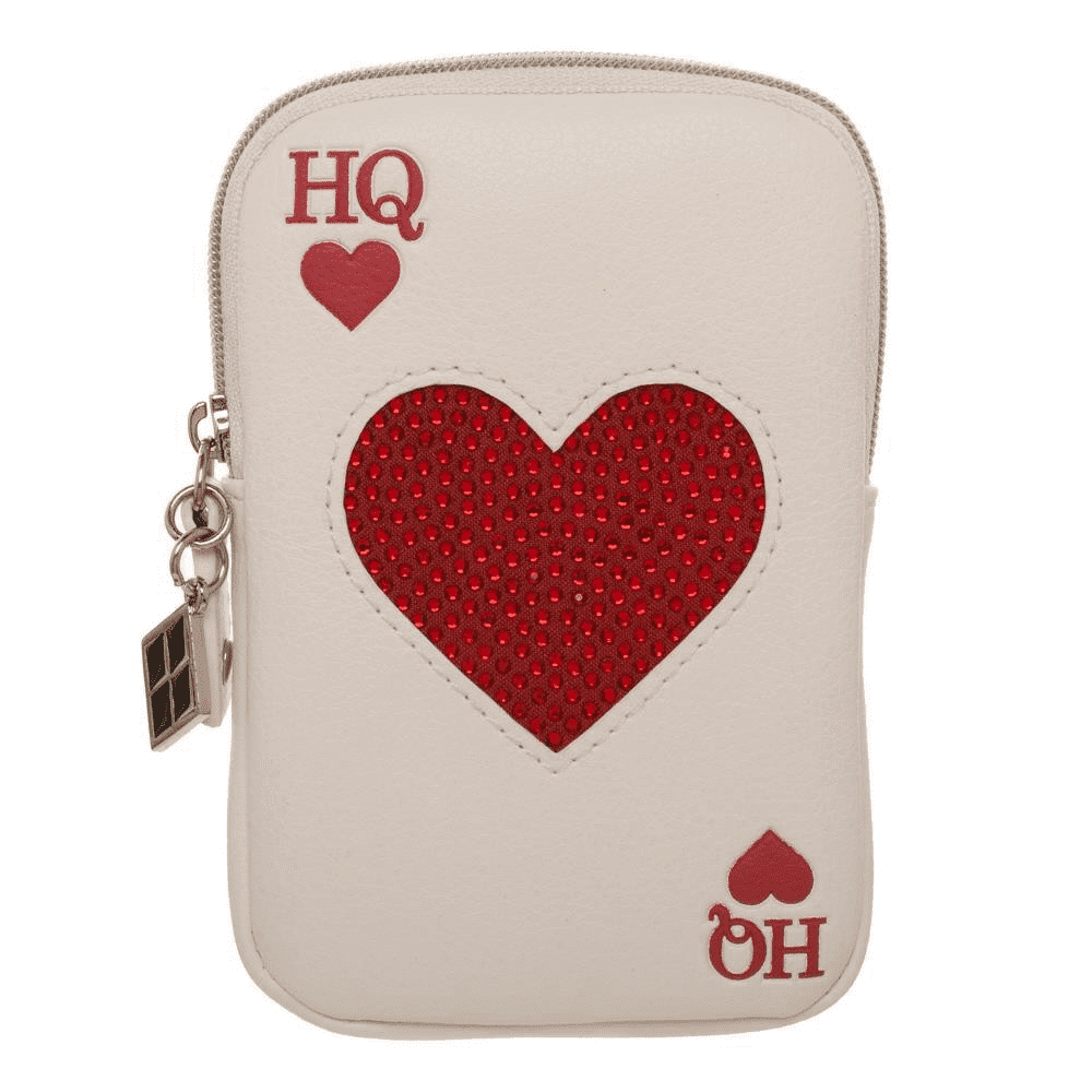 Harley Quinn Hearts Coin Purse