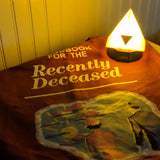 Legend of Zelda Triforce Light