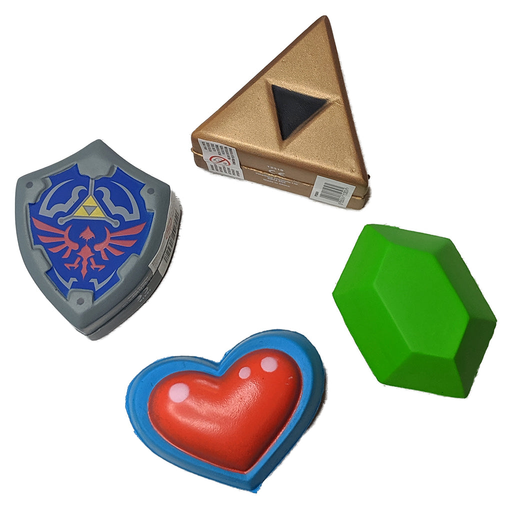Legend of Zelda stress balls