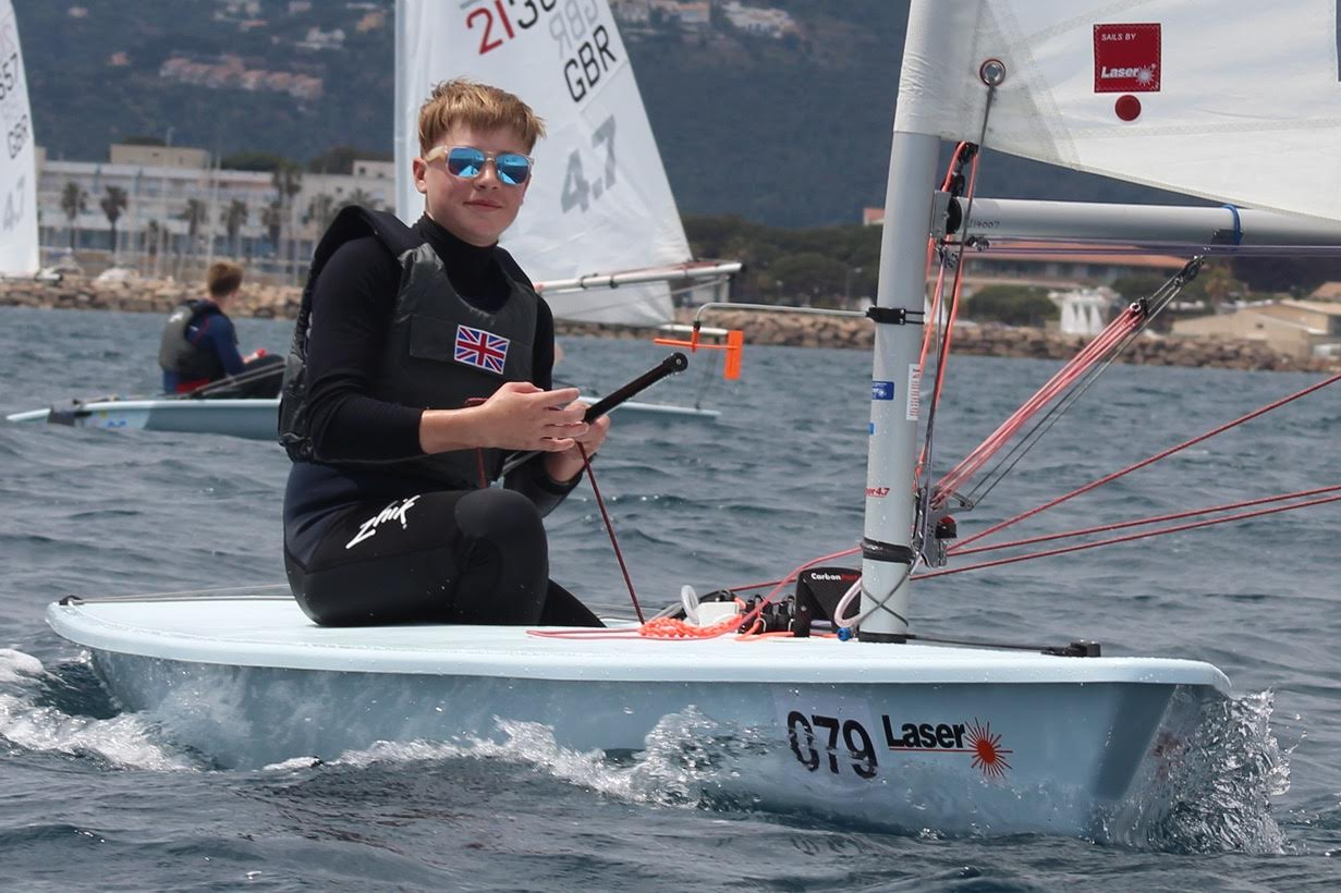 Sailing Chandlery Sponsored Sailor Jack - Buying a new laser - FAQs