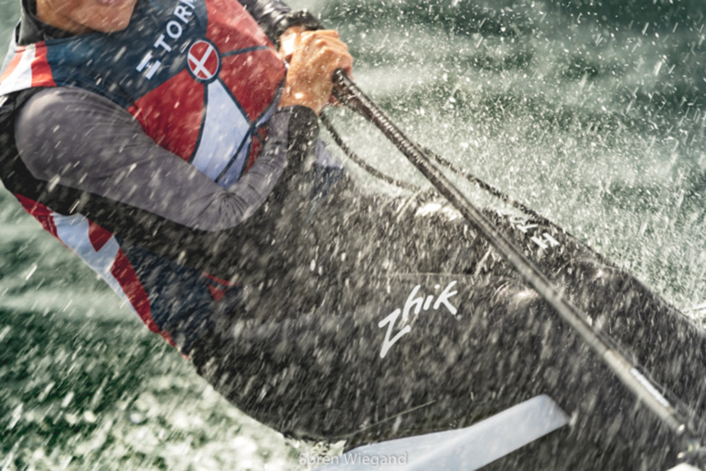 Top 5 Items for Cold Weather Sailing