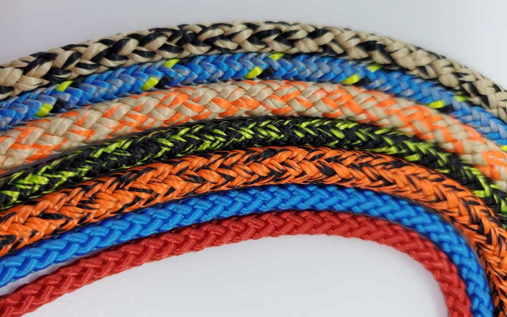 Dinghy Halyard Ropes