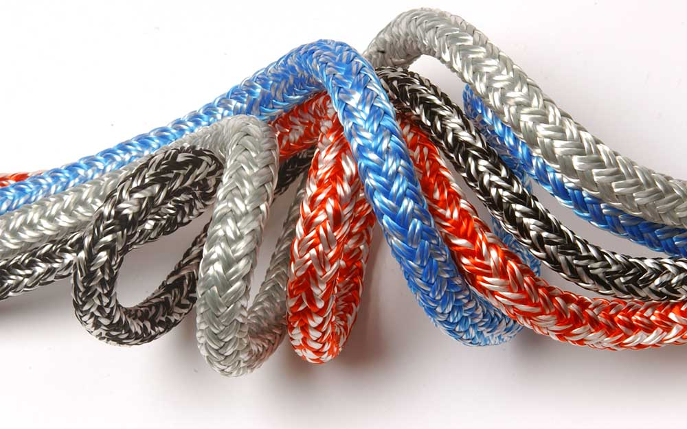 Double Braid Rope for Yacht Halyards