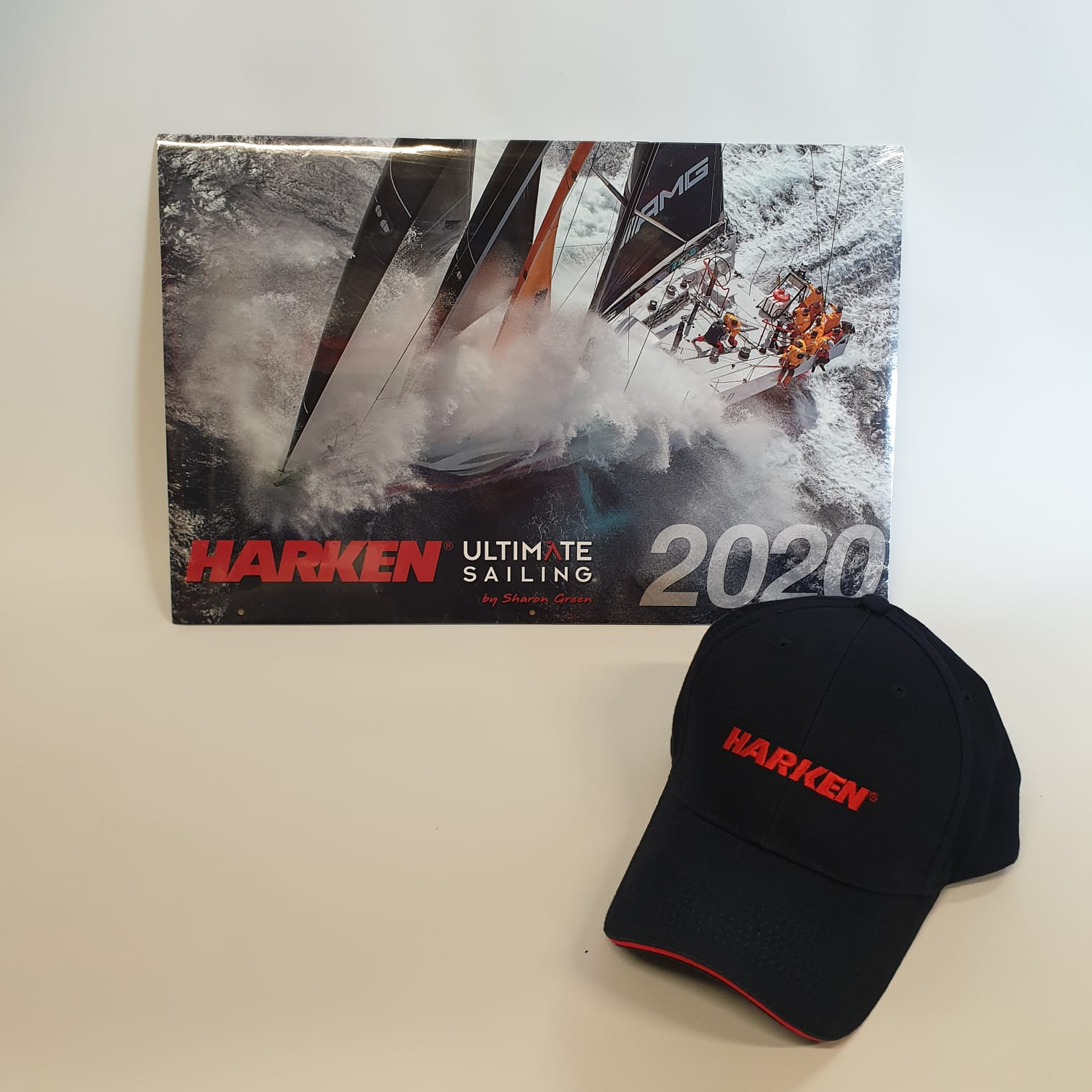 Win a Harken Calendar and Cap