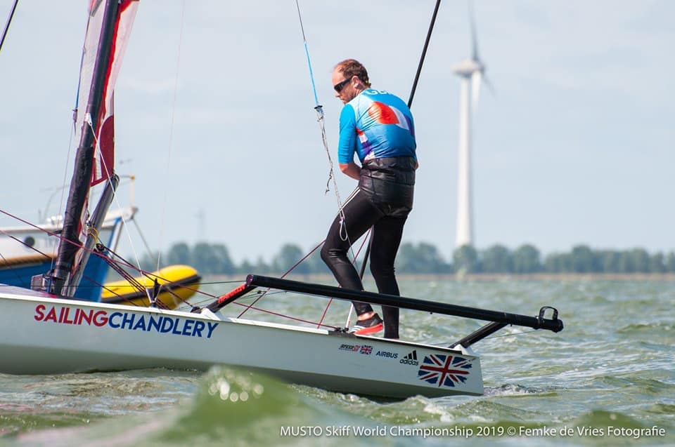 Jason - Musto Skiff World Championships 2019
