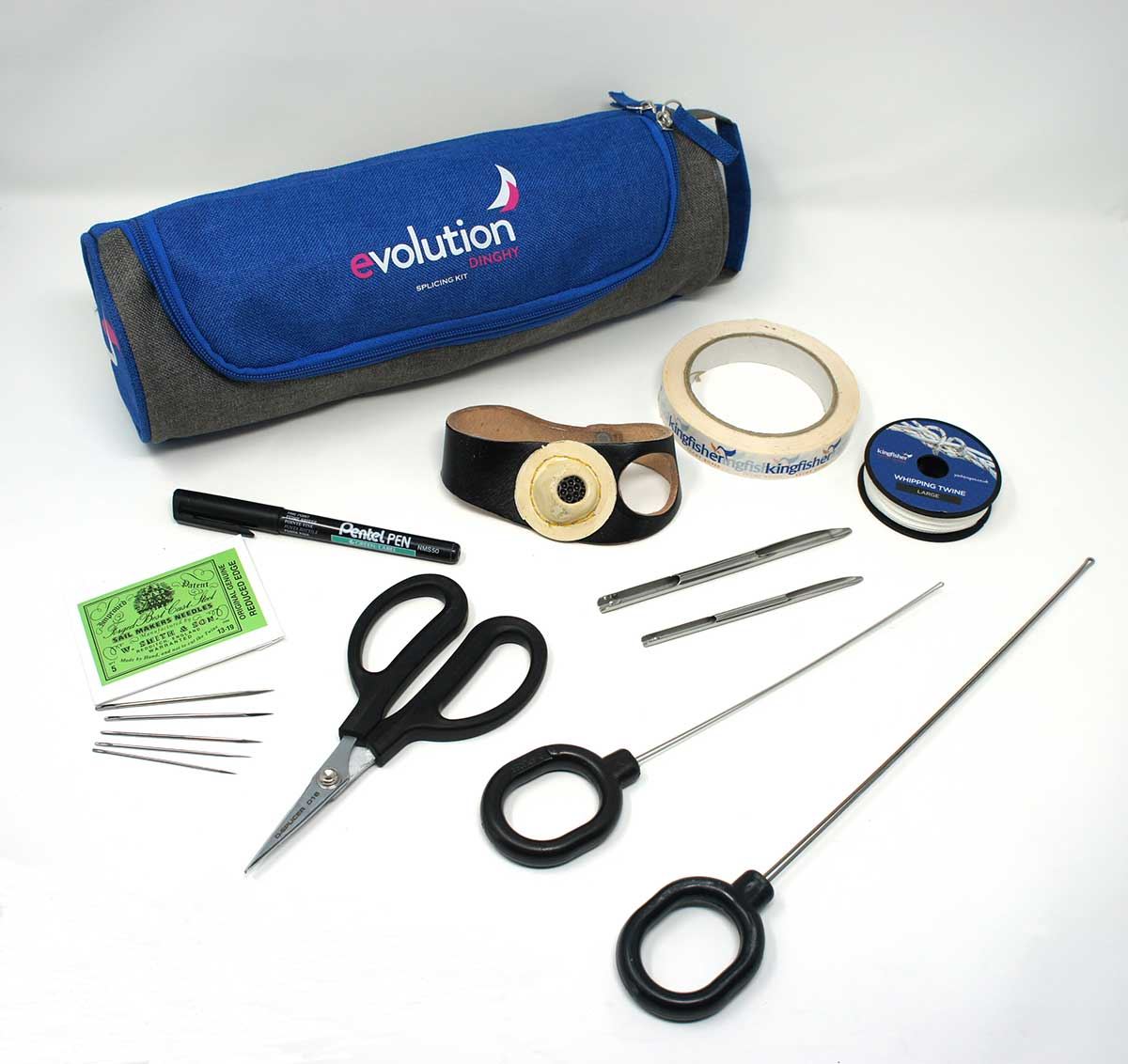 Kingfisher Ropes - Dinghy Rope Splicing Kit