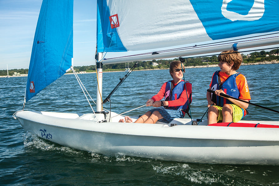 Buying A New Laser Pico Sailing Chandlery