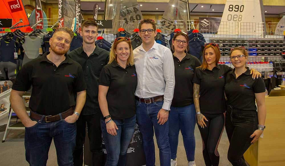 Sailing Chandlery at the RYA Dinghy Show