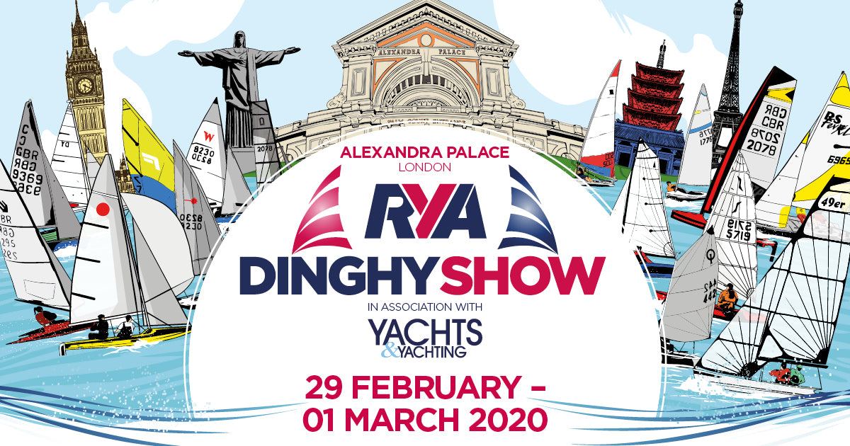 2020 RYA Dinghy Show - Alexandra Palace, London