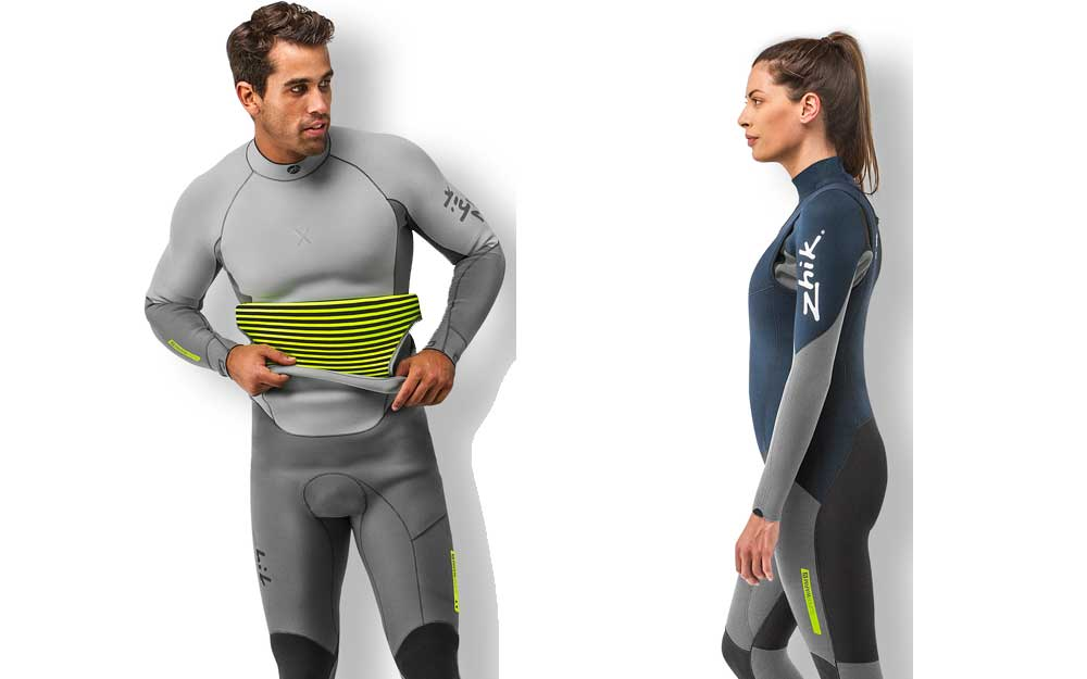 Zhik Superwarm Wetsuit Package