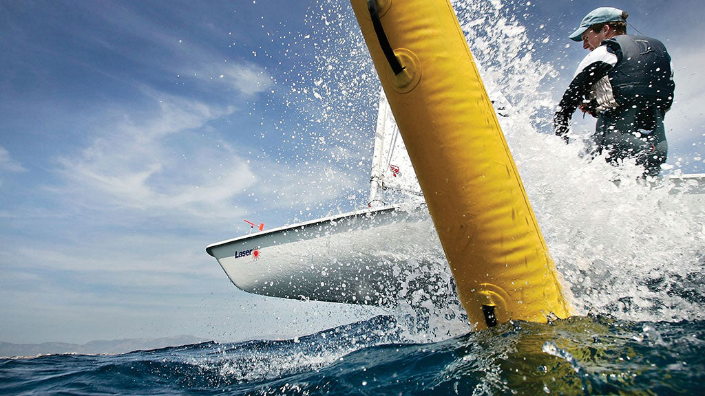 Laser Hull & Deck Fittings - Sailing Chandlery