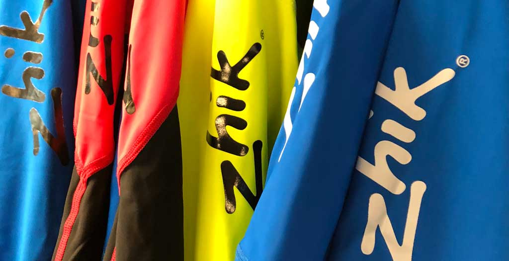 Zhik Rash Vests