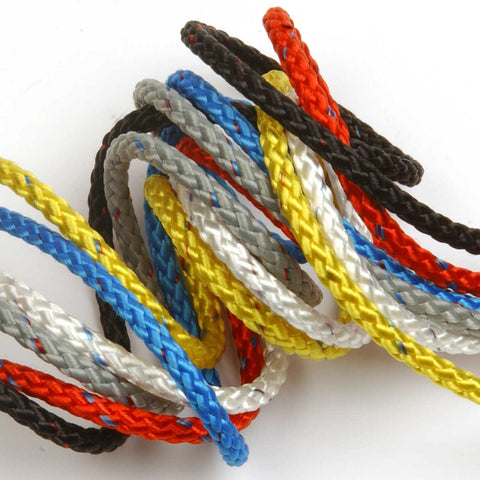 8 Plait Pre Stretched Polyester Rope