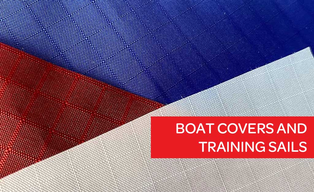 Boat Covers and Training Sails