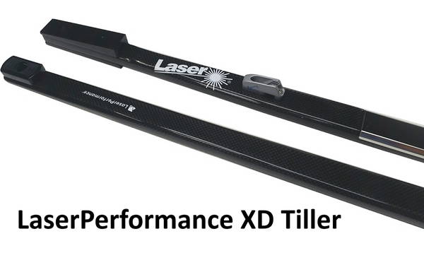 Laser Performance Carbon Tiller Extension