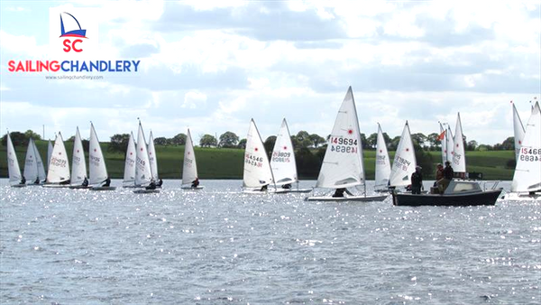 Laser Super Grand Prix sponsored by Sailing Chandlery