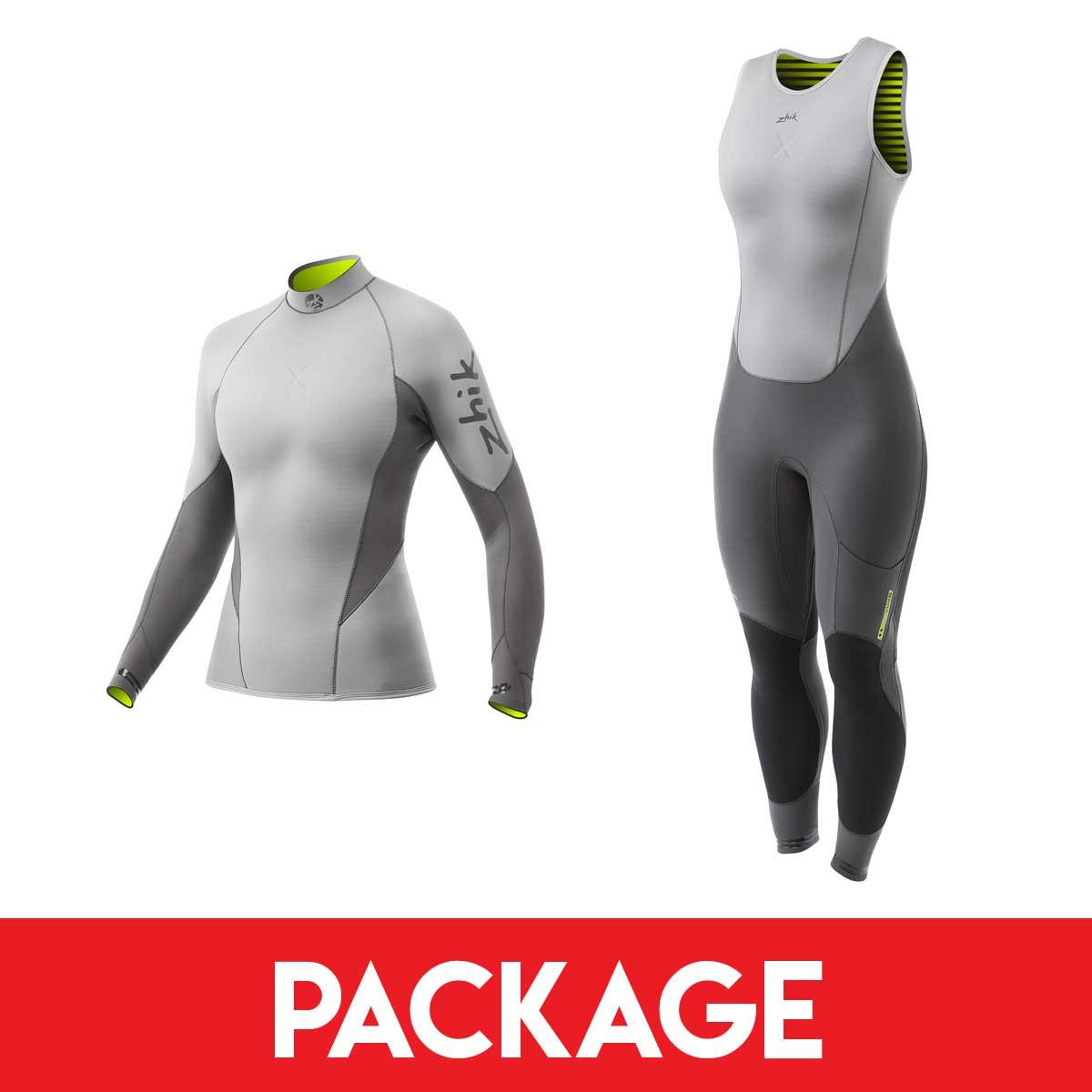 Womens Zhik Superwarm X Sailing Wetsuit Package