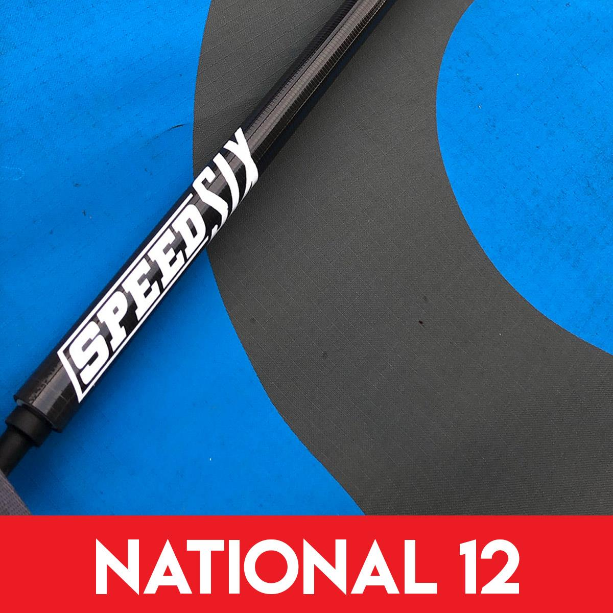 SpeedStix National 12 Carbon Tiller Extension