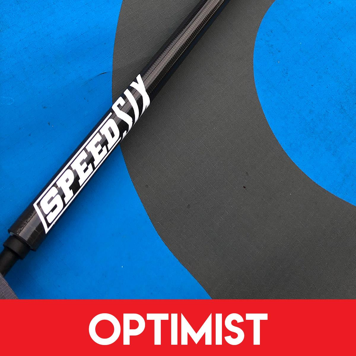 SpeedStix Optimist Carbon Tiller Extension