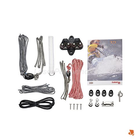 Harken Laser XD Kit Power Pack