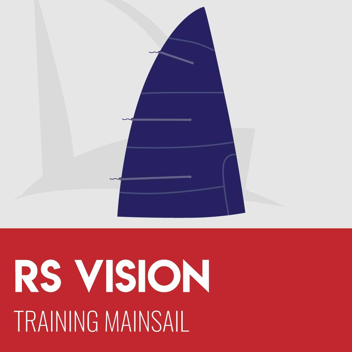 RS Vision Training Mainsail