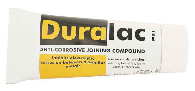 Duralac - Anti-Corrosive Jointing Compound 115ml