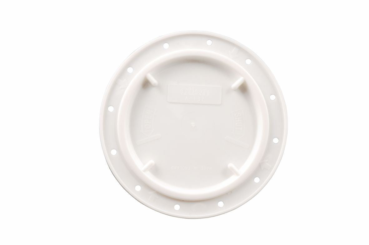 Inspection Hatch Cover - White