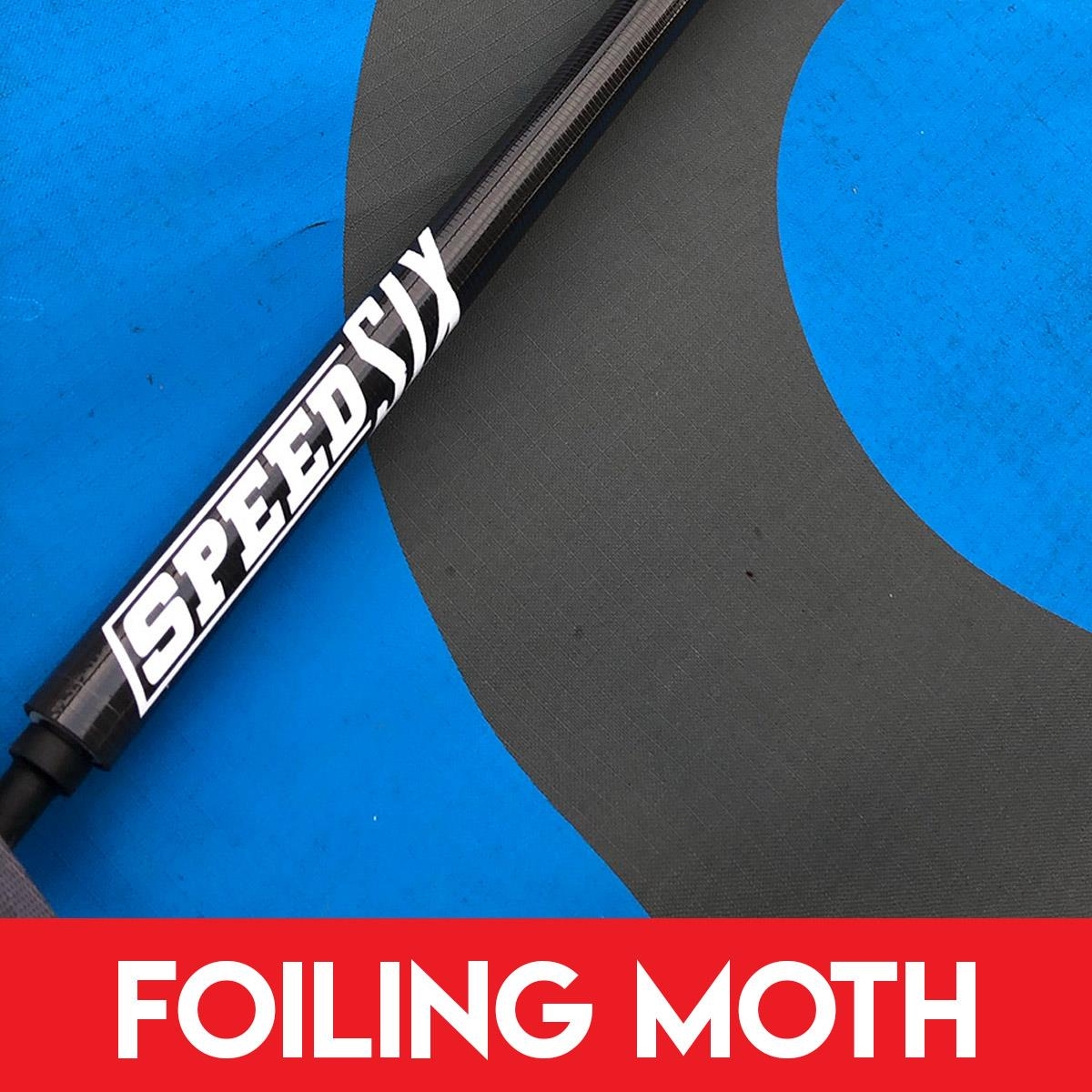 SpeedStix Foiling Moth Carbon Tiller Extension