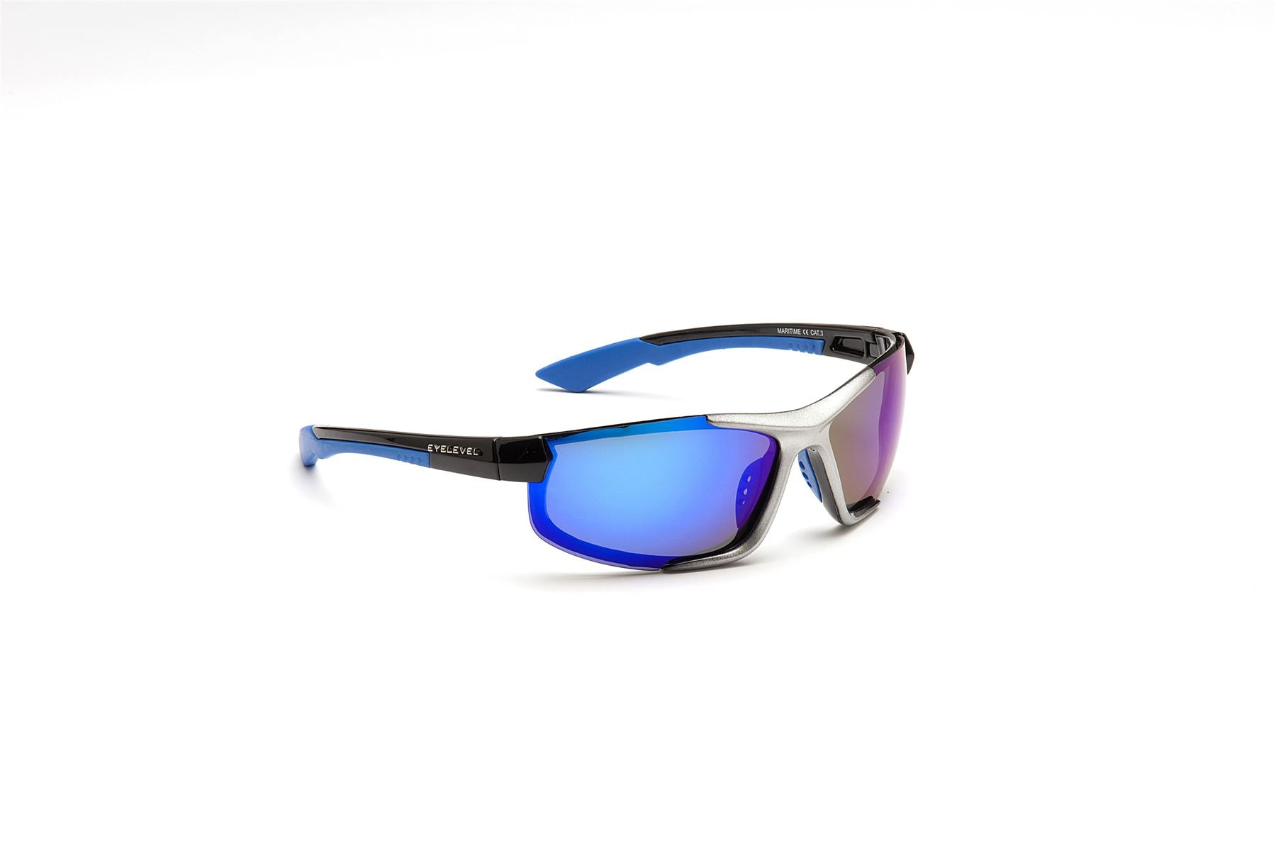 Maritime Sunglasses with Blue Lens