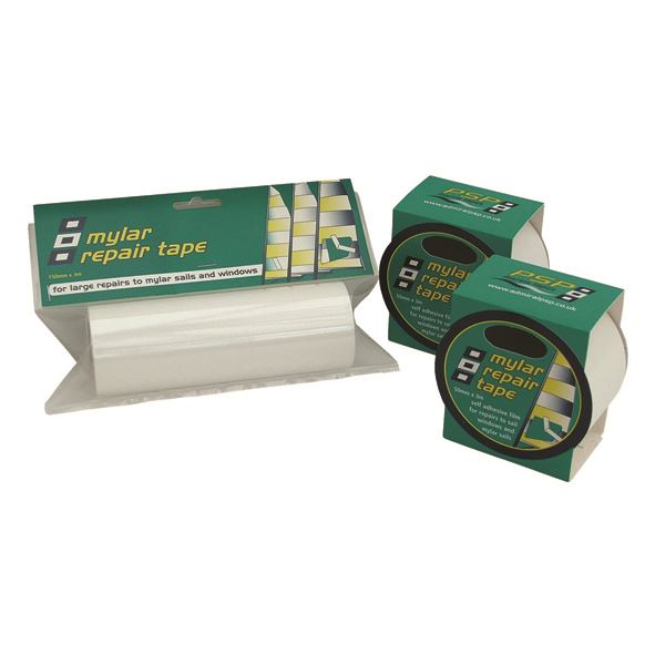 PSP Mylar Sail Repair Tape - 50mm x 3m