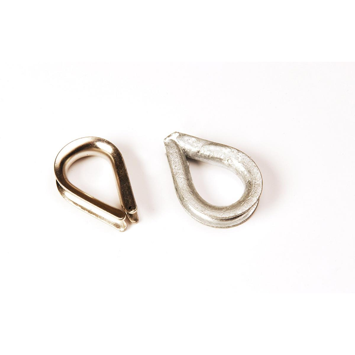 6mm Stainless Steel Rope Thimble