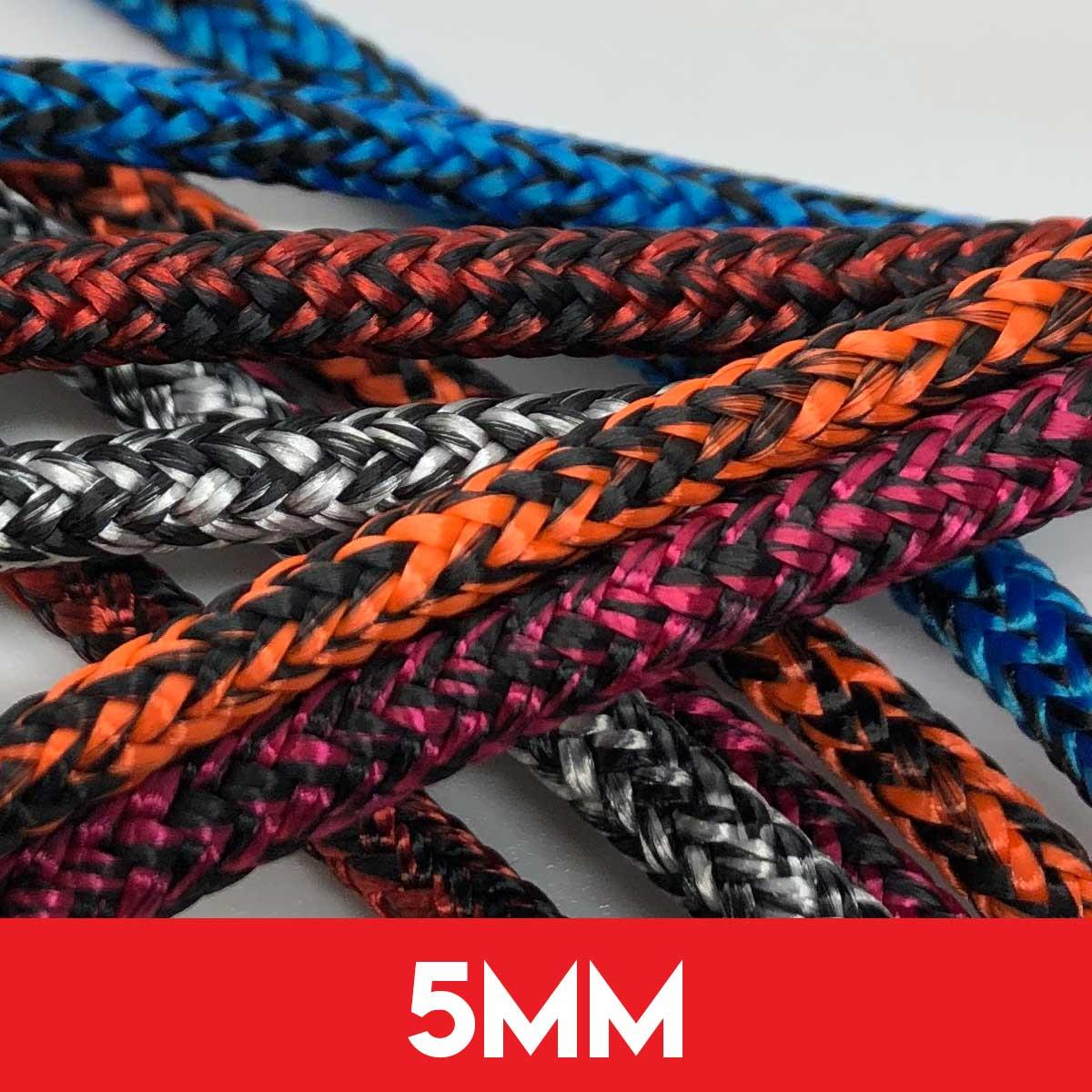 5mm Dyneema Kingfisher Evolution Race Rope
