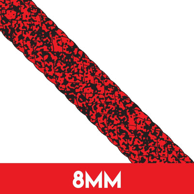 8mm Racing Dyneema78 Melange