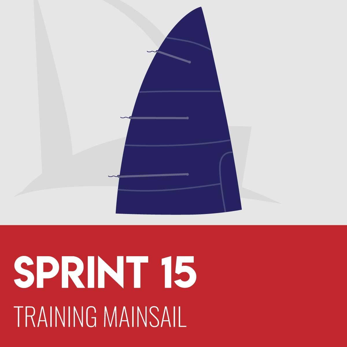 Sprint 15 Training Mainsail
