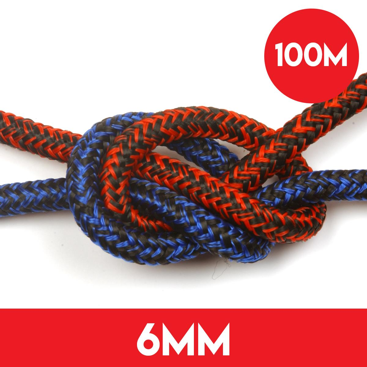 100m of 6mm Kingfisher Evo Sheet Rope