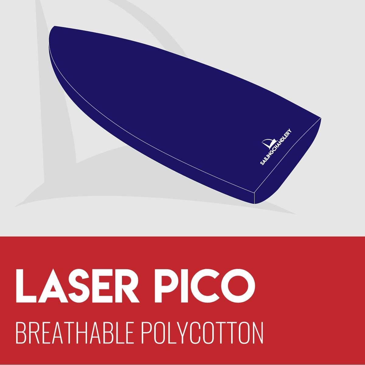 Pico Boat Cover - Breathable Polycotton