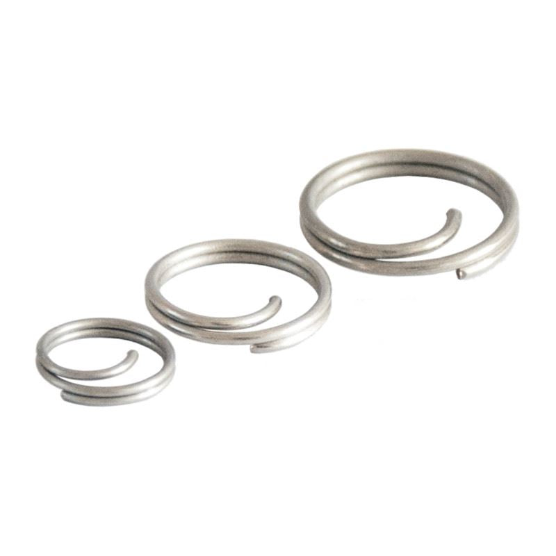 Allen Stainless Steel Split Ring - 16mm