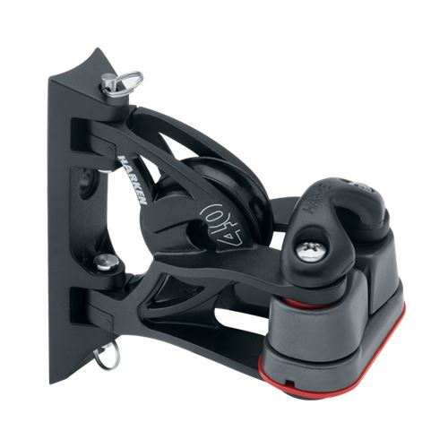 Harken 40mm Pivoting Lead Block with Cam-Matic Cleat