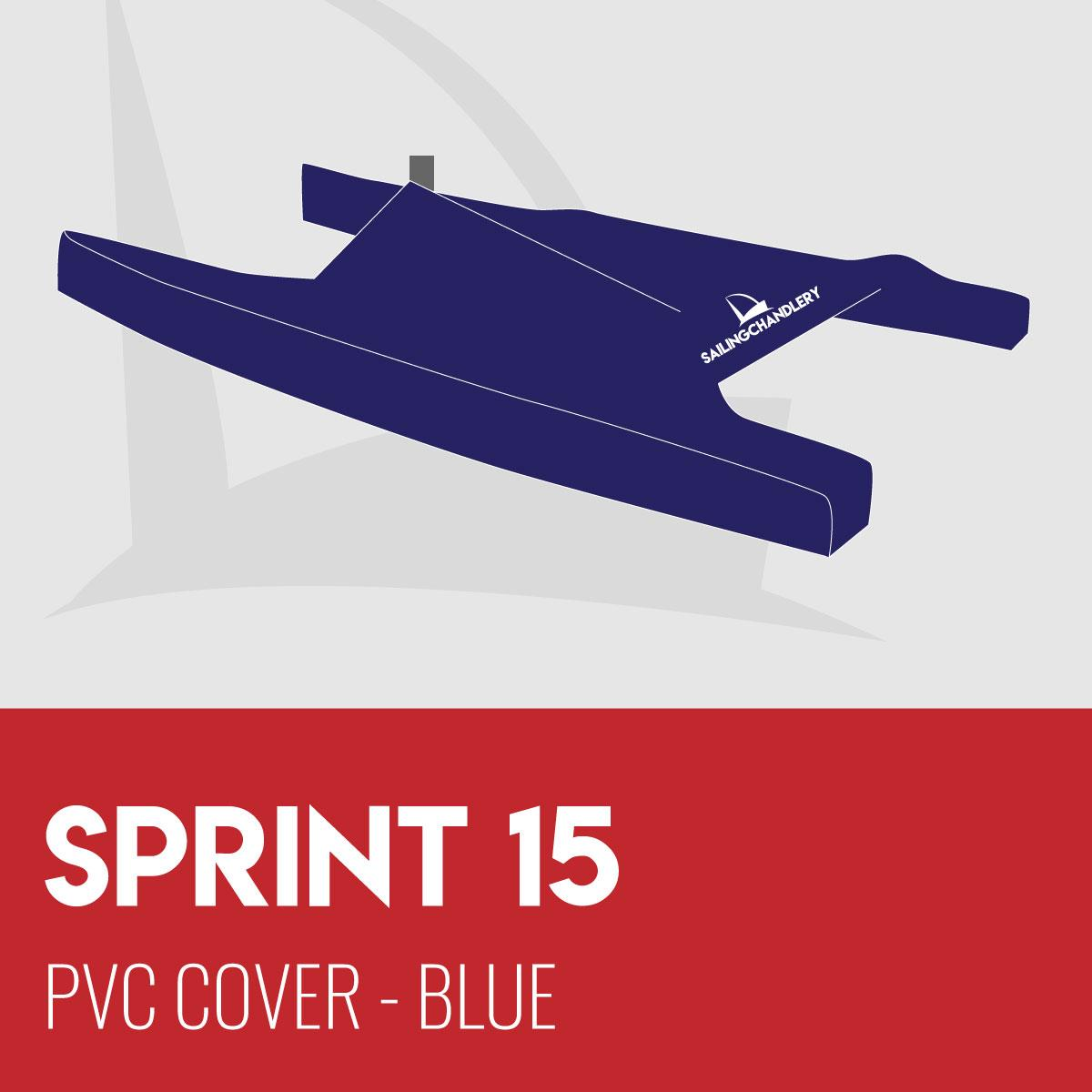 Sprint 15 Boat Cover - PVC